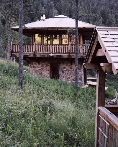 Judith Mountain Cabin